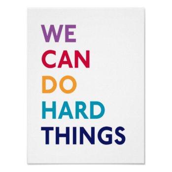 Hard Things
